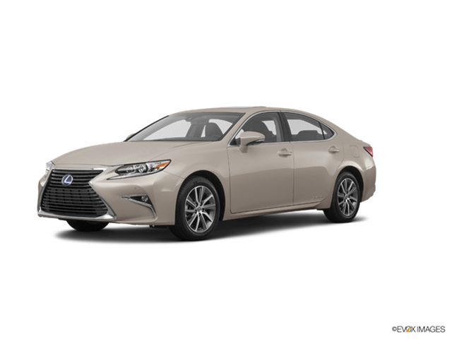 Top Consumer Rated Hybrids of 2018 - 2018 Lexus ES