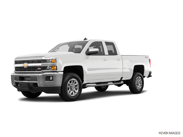 2017 chevrolet silverado 2500 hd double cab lt new car prices kelley blue book. Black Bedroom Furniture Sets. Home Design Ideas