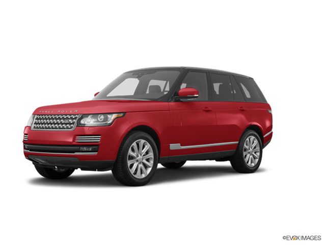 Highest Horsepower SUVs of 2017 - 2017 Land Rover Range Rover