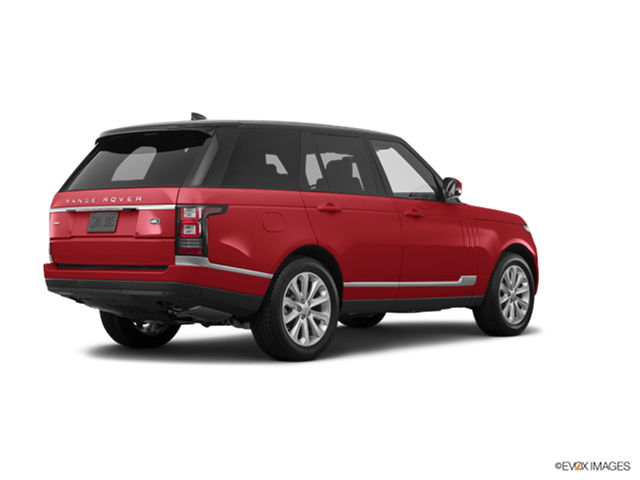 New Car 2017 Land Rover Range Rover SVAutobiography Dynamic