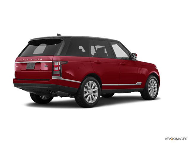 New Car 2017 Land Rover Range Rover Autobiography LWB