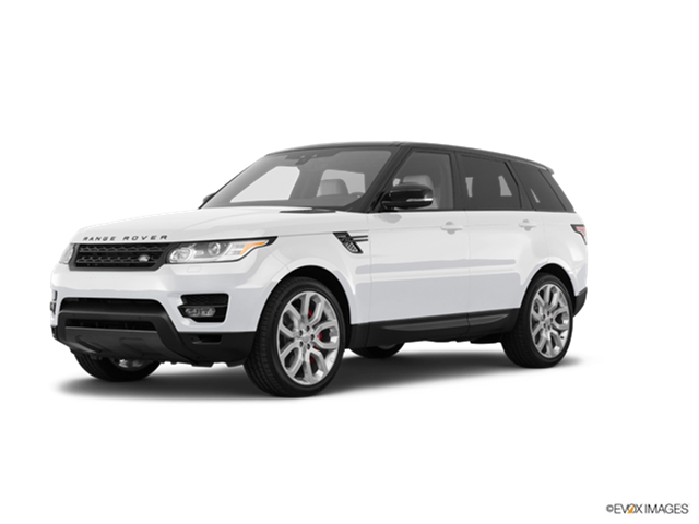 2017 Land Rover Range Rover Sport Supercharged New Car