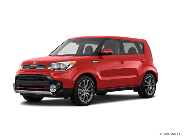 New Car 2017 Kia Soul !