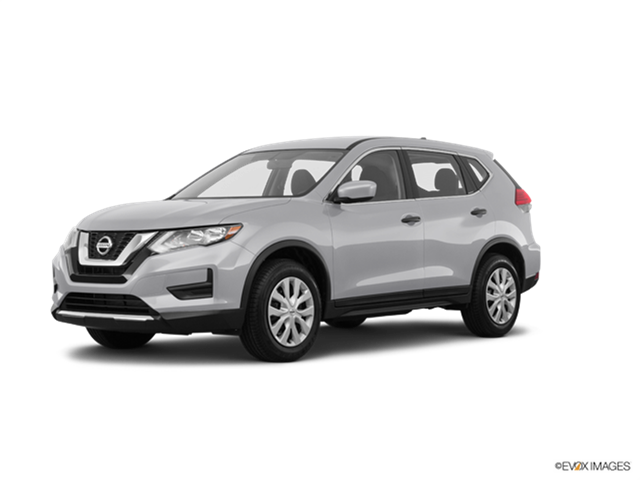 New Car 2017 Nissan Rogue S (2017.5)