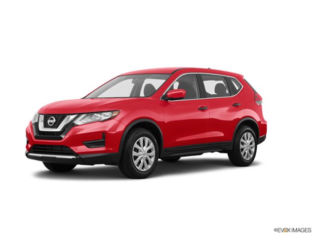 New Car 2017 Nissan Rogue S