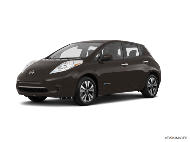 Best Safety Rated Electric Cars of 2017 - 2017 Nissan LEAF