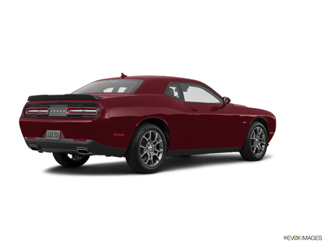 New Car 2018 Dodge Challenger GT