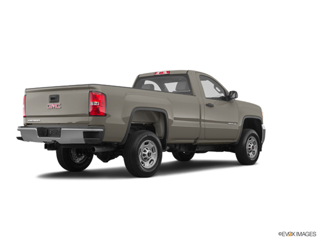 New Car 2017 GMC Sierra 2500 HD Regular Cab
