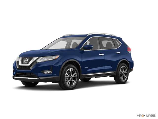 Most Fuel Efficient SUVs of 2017 - 2017 Nissan Rogue