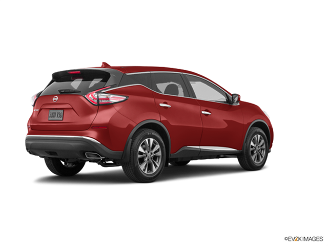 New Car 2017 Nissan Murano S