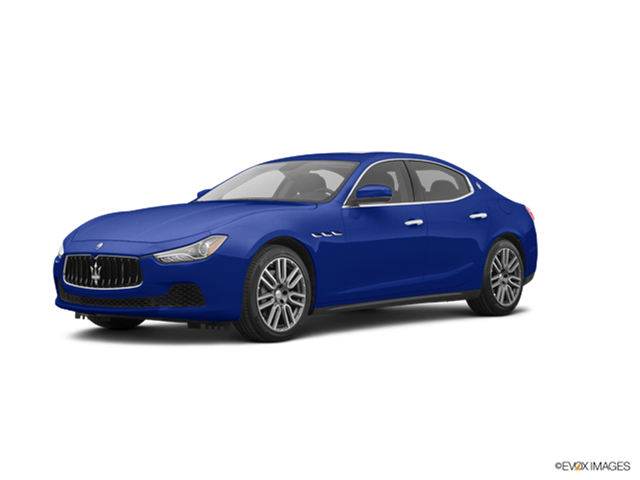 New Car 2017 Maserati Ghibli S Q4