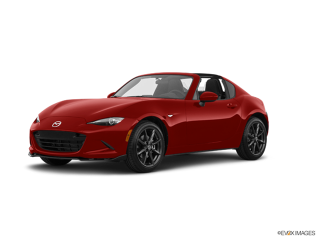 Top Consumer Rated Coupes of 2018 - 2018 Mazda MX-5 Miata RF