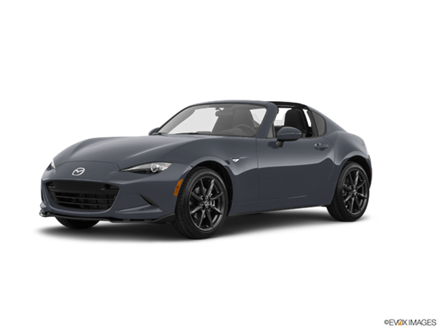 New Car 2017 Mazda MX-5 Miata RF Club