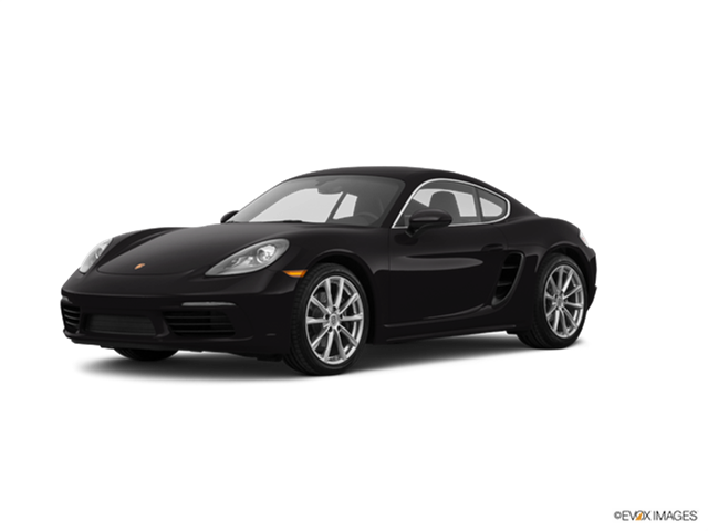 New Car 2018 Porsche 718 Cayman