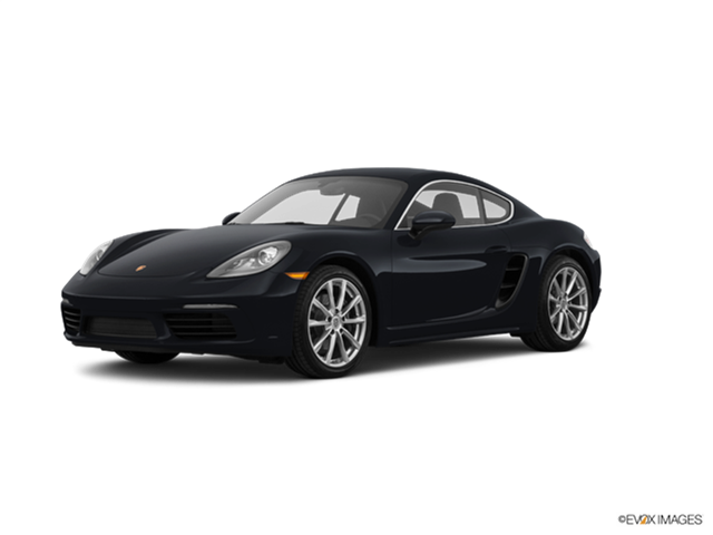 New Car 2019 Porsche 718 Cayman