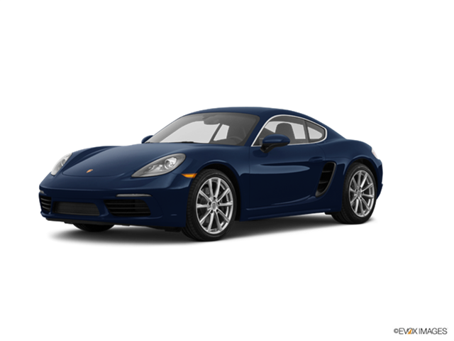 Top Expert Rated Luxury Vehicles of 2018 - 2018 Porsche 718 Cayman