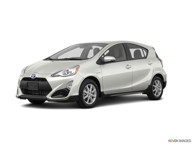 Top Consumer Rated Hatchbacks of 2017 - 2017 Toyota Prius c