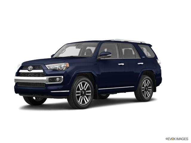 New Car 2018 Toyota 4Runner Limited