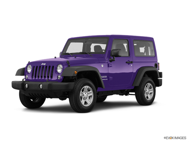 New Car 2018 Jeep Wrangler Unlimited Sport S (JK)