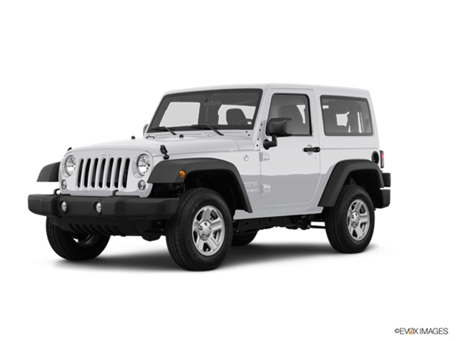 Image result for Jeep Wrangler kbb 2017