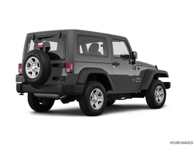 New Car 2017 Jeep Wrangler Sport
