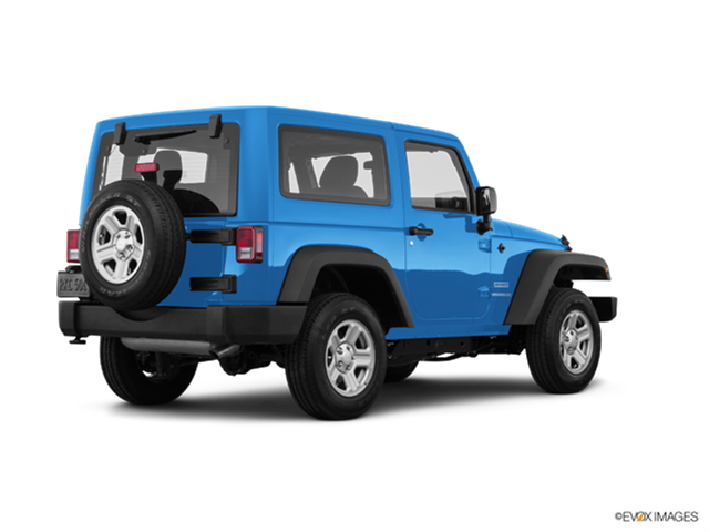 New Car 2018 Jeep Wrangler Unlimited Sport (JK)