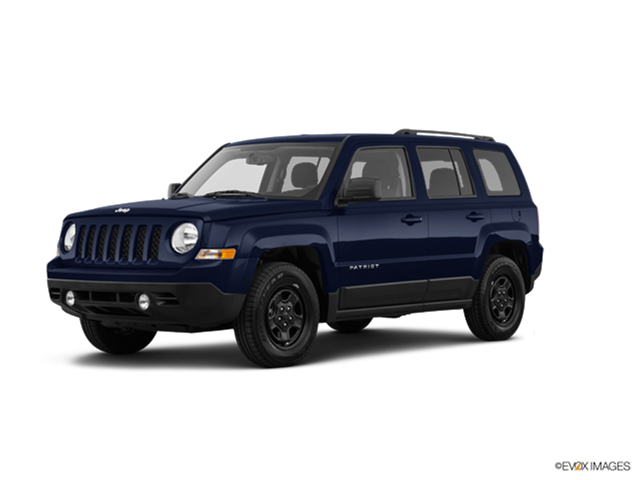 New Car 2017 Jeep Patriot Sport