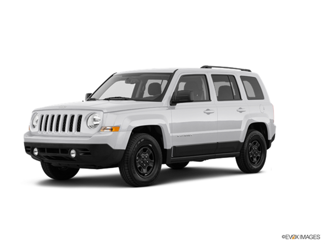 2017 jeep patriot kelley blue book. Black Bedroom Furniture Sets. Home Design Ideas
