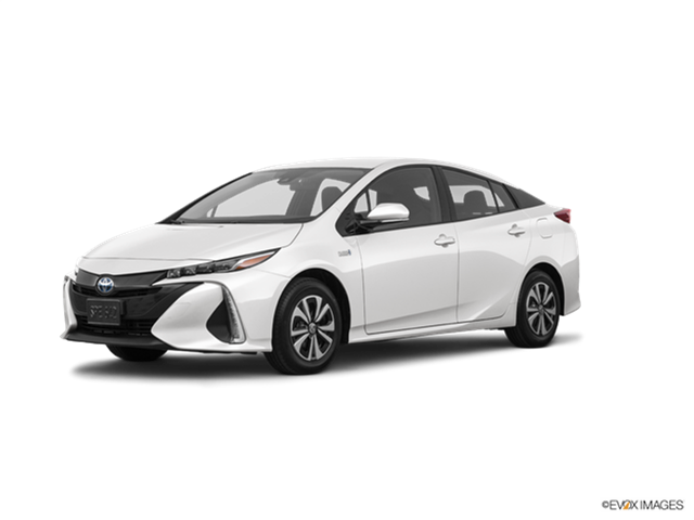 New Car 2017 Toyota Prius Prime Plus