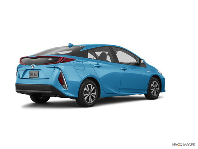 2017 toyota prius prime plus new car prices kelley blue book. Black Bedroom Furniture Sets. Home Design Ideas