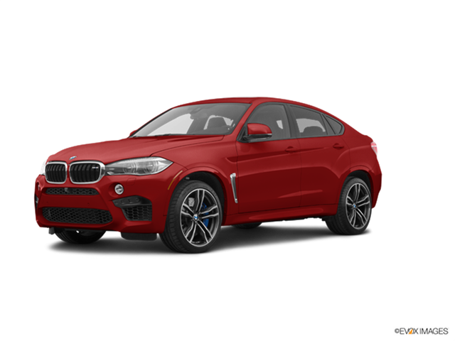 New Car 2017 BMW X6 M