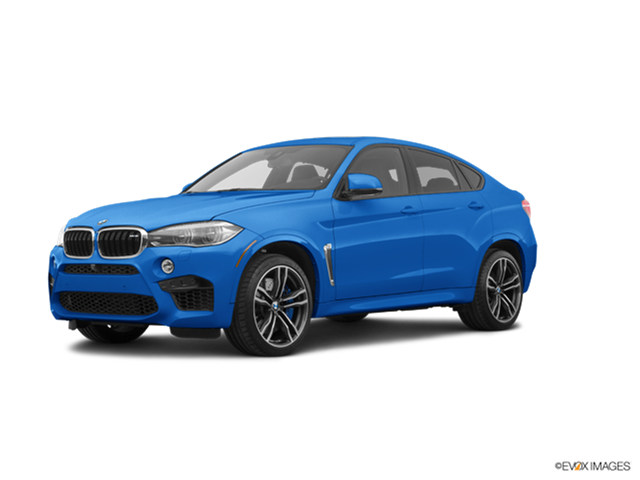 Highest Horsepower SUVs of 2017 - 2017 BMW X6 M