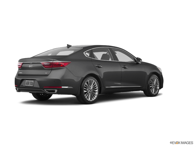 New Car 2017 Kia Cadenza Limited