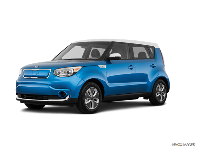 Most Fuel Efficient Wagons of 2018 - 2018 Kia Soul EV