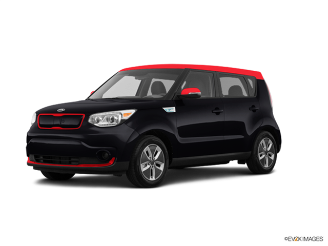Top Consumer Rated Electric Cars of 2018 - 2018 Kia Soul EV