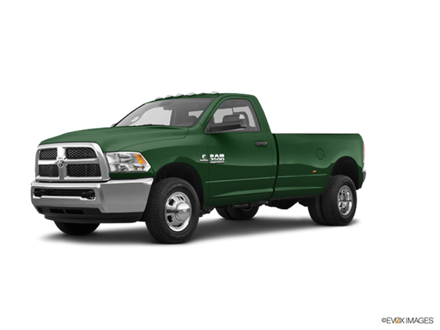 Top Expert Rated Trucks of 2017 - 2017 Ram 3500 Regular Cab
