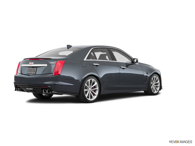 2018 Cadillac Cts V New Car Prices Kelley Blue Book