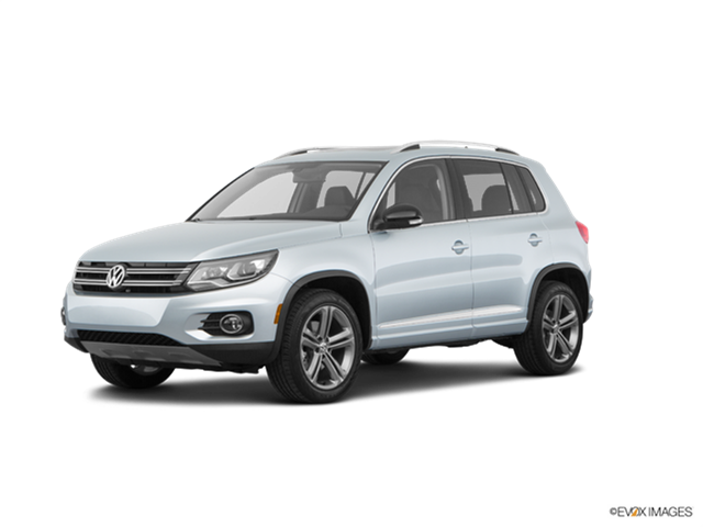 New Car 2017 Volkswagen Tiguan 2.0T SEL 4Motion