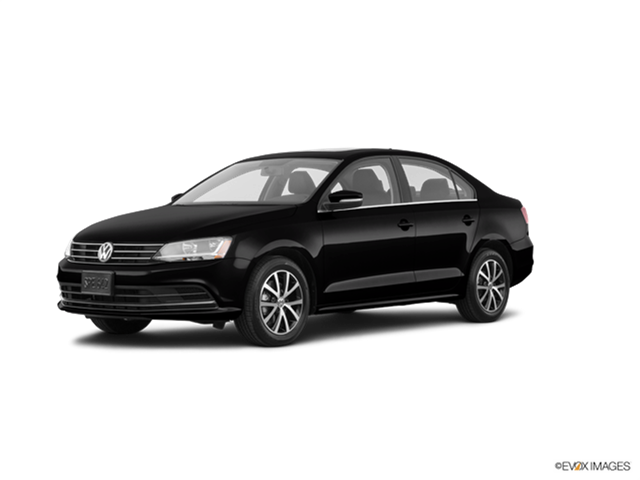 New Car 2017 Volkswagen Jetta 1.4T SE