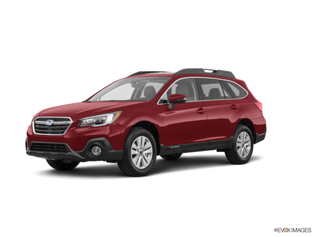 Most Popular Crossovers of 2018 - 2018 Subaru Outback