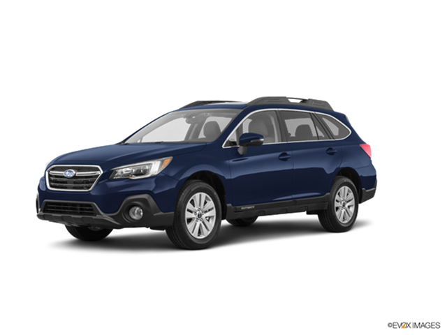 New Car 2018 Subaru Outback 2.5i Premium