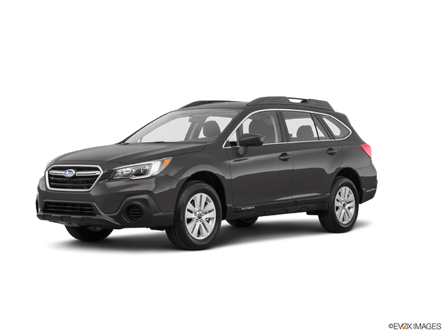 New Car 2018 Subaru Outback 2.5i