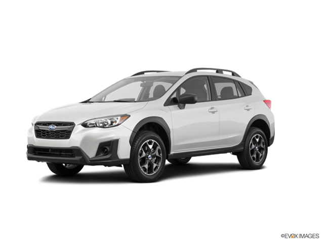 2018 Subaru Crosstrek Kelley Blue Book