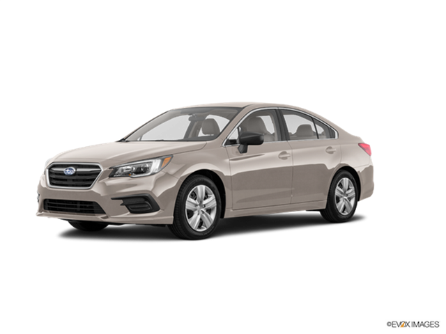 New Car 2018 Subaru Legacy 2.5i