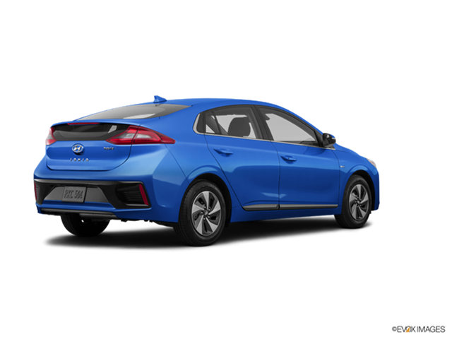 New Car 2017 Hyundai Ioniq Hybrid SEL