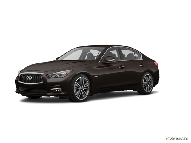 Top Expert Rated Hybrids of 2017 - 2017 INFINITI Q50