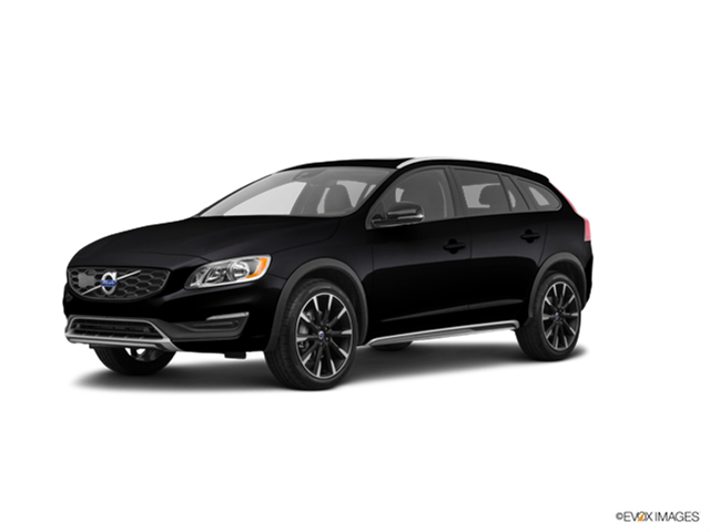 New Car 2017 Volvo V60 T5 Cross Country
