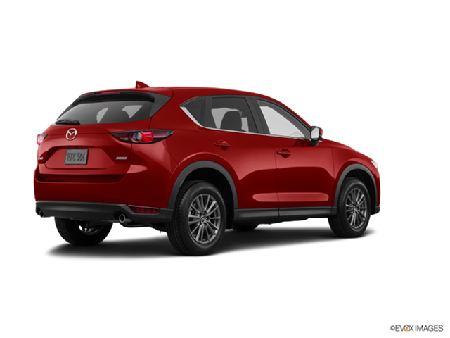 New Car 2018 MAZDA CX-5 Touring
