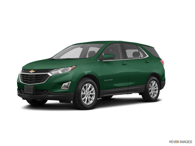 New Car 2018 Chevrolet Equinox LT
