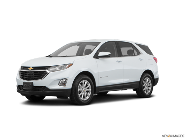 2018 Chevrolet Equinox Kelley Blue Book